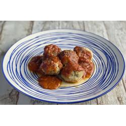 Albóndigas de Pollo con Tomate +GRANDE