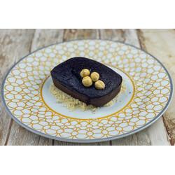 Brownie de Chocolate con Avellanas (2 raciones)