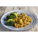 Curry Amarillo de Salmón y Brócoli